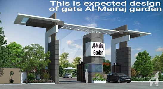 4 Marla Commercial Plot For Sale In Al Mairaj Garden Lahore Islamabad Motorway Rawalpindi
