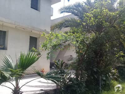 2 Kanal Old House For Sale In Muslim Town Lahore