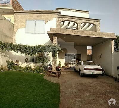 15 Marla Newly Built Double Storey House For Sale