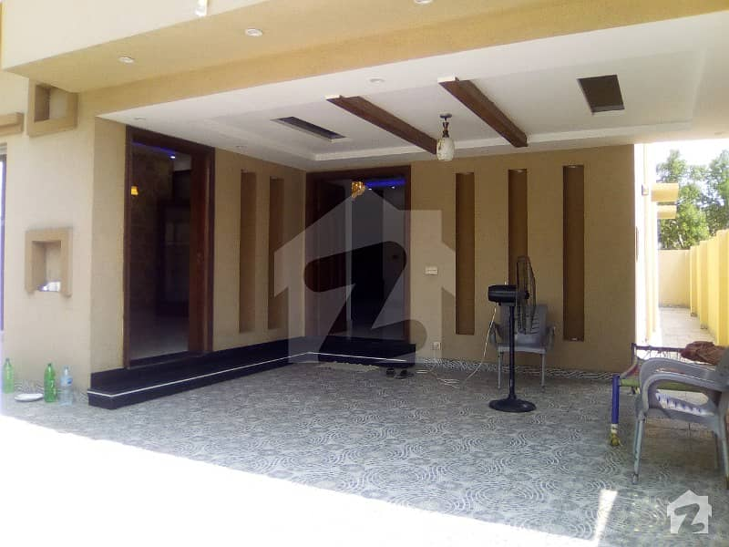 8 Marla Double Story 5 Beds House for sale in Bahria NashemanLahore