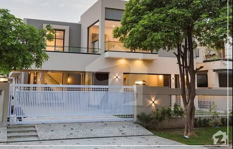 Brand New Well  Designed  1  Kanal  House  Is  Available For Sale