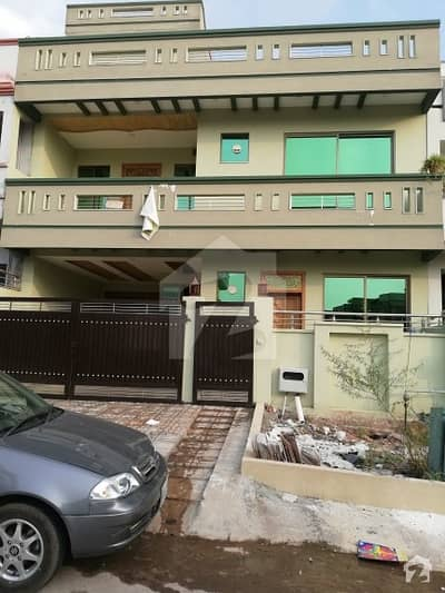 G-13 Brand New 30x60 Beautiful House For Sale