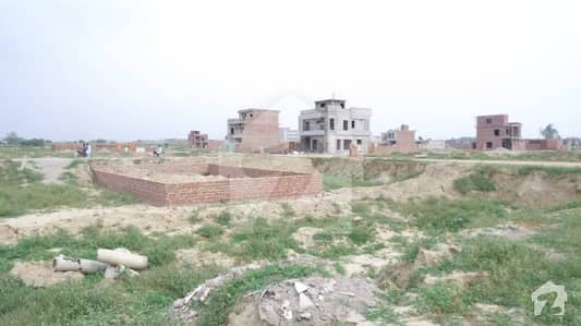 5 Marla Plot For Sale Near To Mosque & Market