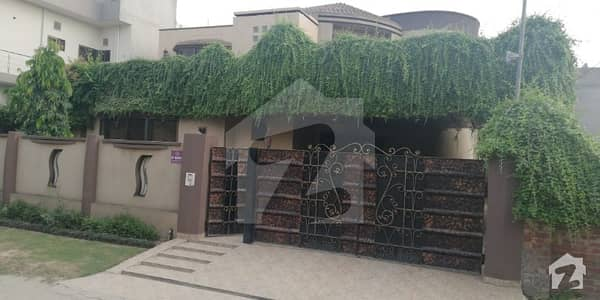 1Kanal Old Bungalow for sale