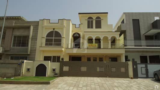 Media Town Beautiful Double Storey House For Sale