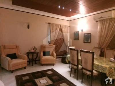 Fully Furnished Outclass Bungalow In Very Prime Location Of Phase Vi Bukhari Streets