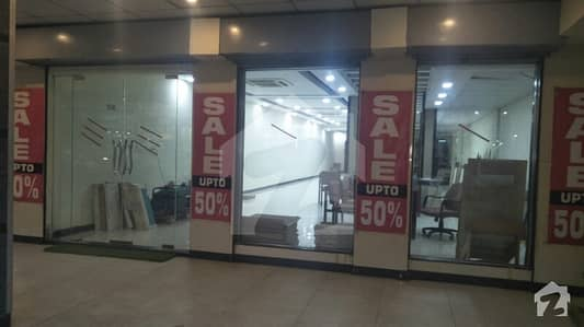 Showroom For Sale In Main Tile Market National Stadium Colony Near Moosa Co
