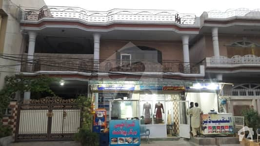 Commercial House With 3 Shop For Sale