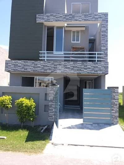 5 Marla House For Sale In Imperial 1 Block In Paragon City Barki