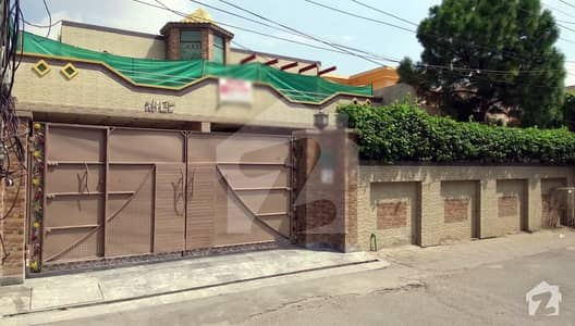 1 Kanal Bungalow Is Up For Sale In Cavalry Ground Lahore