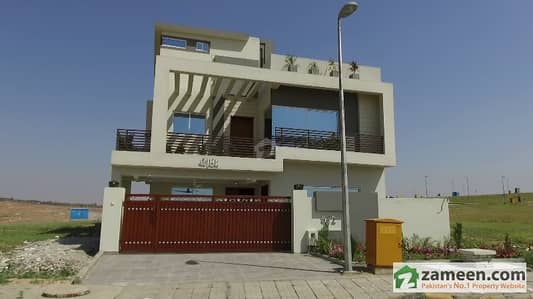 Lavish 10 Marla Brand New House For Sale In Block G Phase 8 Bahria Town Rawalpindi