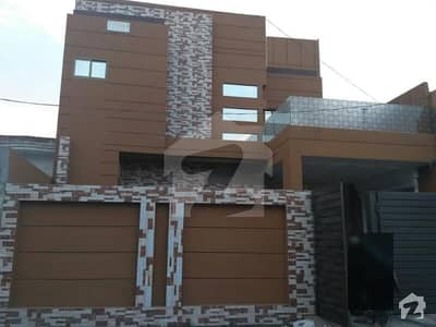7 Marla Double Storey Villa For Sale In New Shalimar Colony Bear Model Town