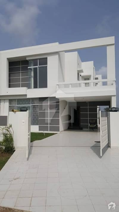 11 Marla Brand New Corner Double Story House For Sale In Eden Point Bankers Avenue Near Bedian Road