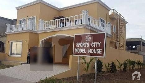 Bahria Town 350 Square Yard Villa In Sports City