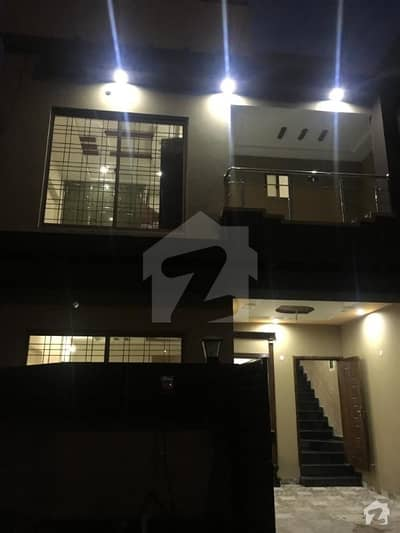 5 Marla Corner House Rose Block Park View Villas Lahore