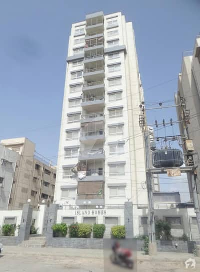 Just Like Brand New West Open 4 Bed Apartment For Sale In Island Homes Bath Island Clifton Karachi