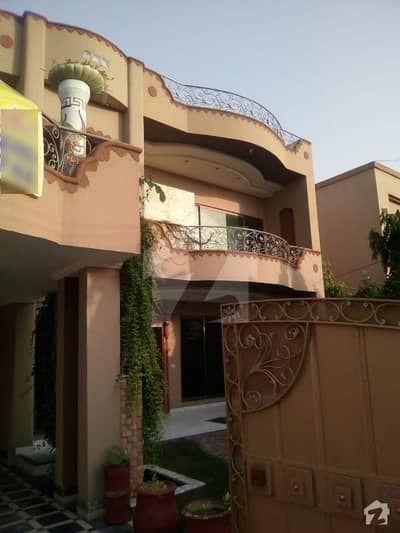1 Kanal Used House Is Available For Sale In Pcsir Phase 2