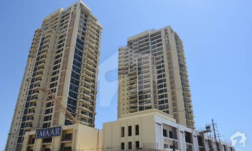 3 Beds Sea Facing In Coral Tower 2 Emaar Crescent Bay