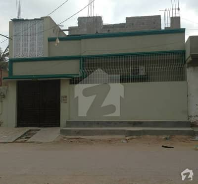 Ground+1 House For Sale At Rehmat Chowk - Orangi Town