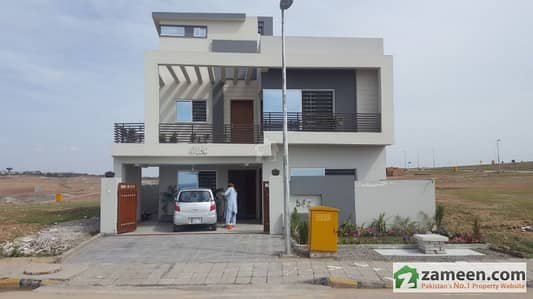 Brand New 10 Marla House For Sale In Sector G Phase 8 Bahria Town Rawalpindi