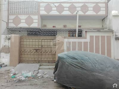 Single Storey House Available For Sale In North Karachi Sec 10