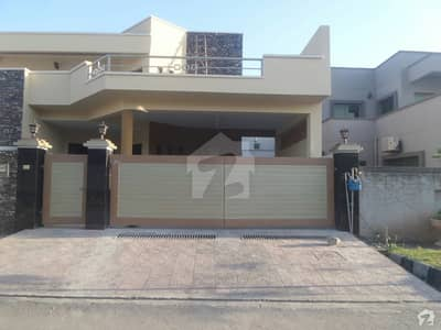 18 Marla Brigadier House Is Available For Sale In Askari 14  Rawalpindi