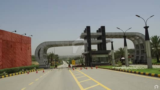 Bahria Garden City Zone 4 2 Kanal Golf View Solid Land With 10 Marla Extra Land Plot Available For Sale