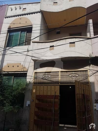 3 Marla House For Sale In Lalazar