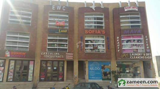 450 Sqft Of Plaza For Sale In Ideal Location Of Phase 6 Bahria Town
