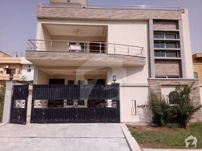 Double Storey Brand New Beautiful House For Sale In G-13 Size 35x70