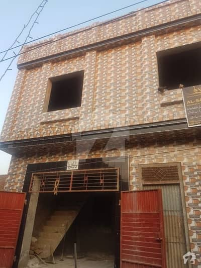 Double Storey Brand New Beautiful Furnished House Is Available For Sale