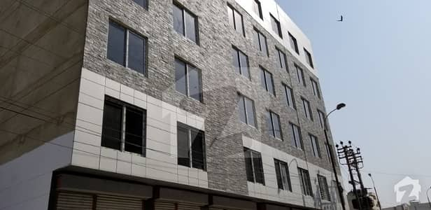 Bukhari Commercial Area West Open Parking Brand New Flat 5th Floor
