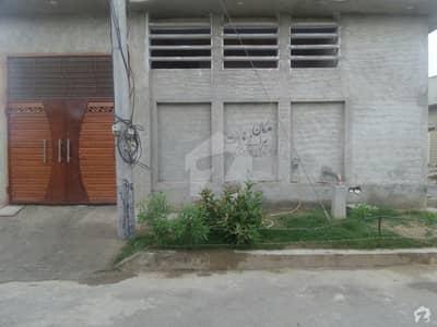 Double Storey Beautiful Corner House For Sale At Noor Garden, Okara