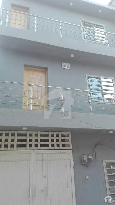 Street No 1 Nishter Street Rawalpindi - House For Sale