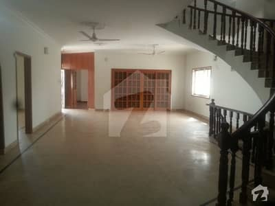 500 Sq Yard Bungalow Available For Rent In DHA Phase 6