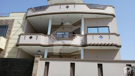 10 Marla House For Sale In Jinnah Garden