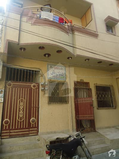 120 Sq Yard Ground Floor For Sale