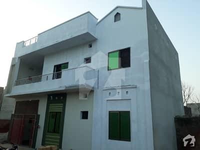 4. 2 Marla Furnished Double Storey House