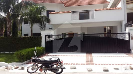 Beautiful Corner Double Storey Double Unit House Available For Sale