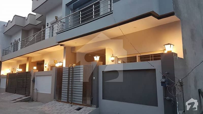 5 Marla Beautiful Designer House For Sale In Nishat Colony