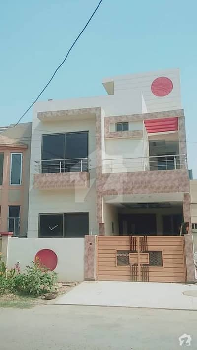 5 Marla Brand New House For Sale Sector M 7 Block C