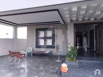 Dha Phase 6 One Kanal Brand New House For Sale Block C With Basement