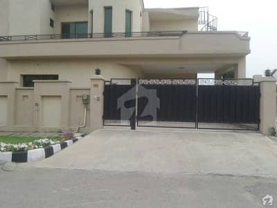 Fully Tiled Heighted Location Commercial House With 4 Bedrooms Is Available For Sale In Askari 14 Rawalpindi