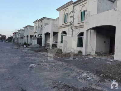 Double Storey Gray Structure House Is Available For Sale