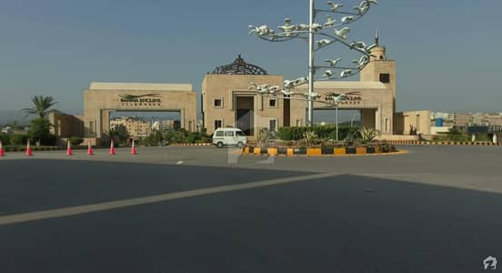 Sector N Street No. 39 - 8 Marla Plot No. 37 On Investors Price In Bahria Enclave Islamabad