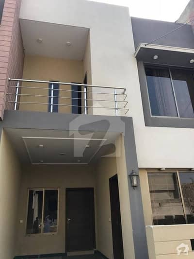 4 Marla  Villa For Sale On Cash And Easy Installments