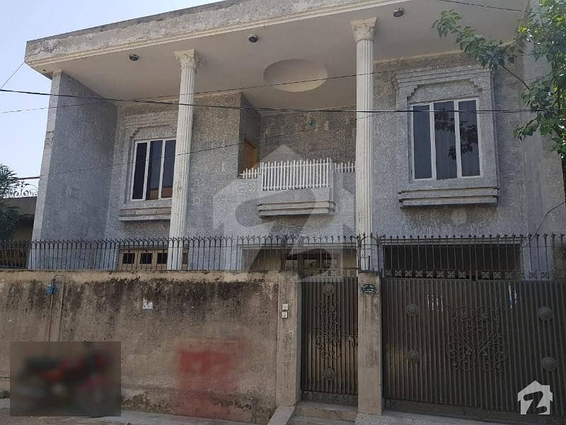 10 Marla House Ground Floor Portion For Rent