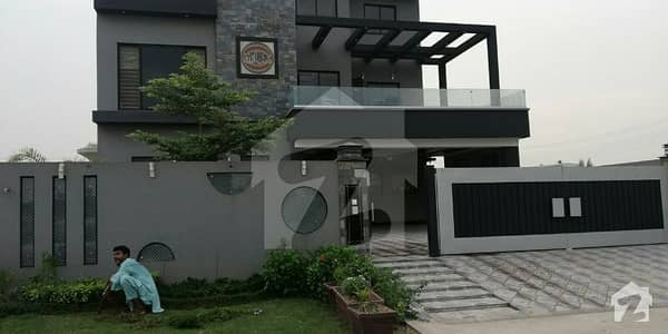 Full Furnished House For Sale In Canal Garden Lahore