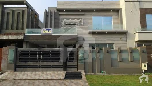 10 Marla Brand New House For Sale In Peragon City