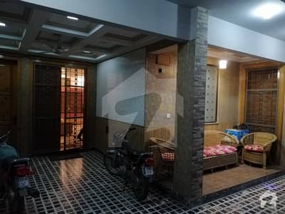 Gulshan Block 10 Marla Double Storey New House Available